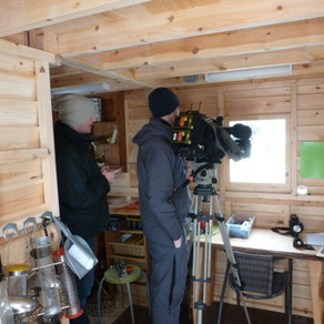 An unexpected visit from BBC Midlands Today!