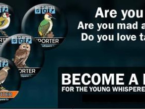 Wildlife Whisperer Young Reporter Challenges
