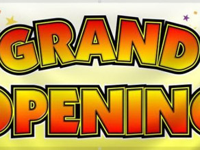 Grand Opening 29th October!