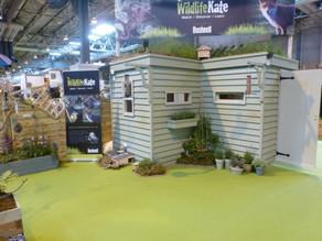 The WildlifeKate Hub in winter