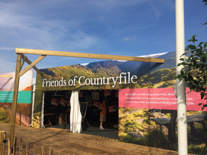A Countryfile Live 'appearance'