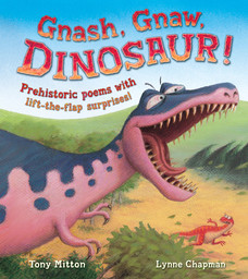 Gnash, Gnaw Dinosaur