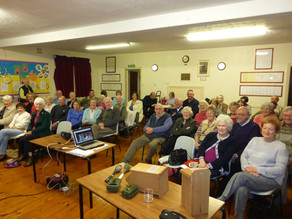 A talk to Kings Bromley Gardening Guild