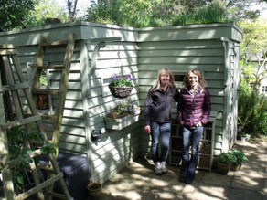 Michaela Strachan visits the WildlifeKate Patch!