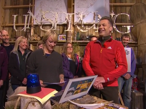 Midlands Today, Springwatch and Minsmere!