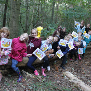 A Countryfile Ramble for Children in Need