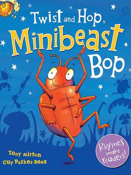 Twist & Hop Minibeast Bop