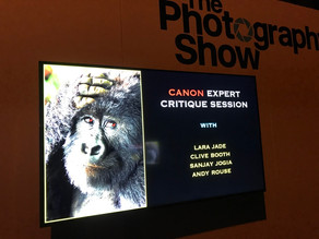 The Photography Show NEC 2017