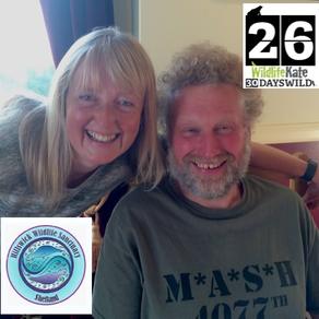 #30DaysWild – Day 26  Ultimate Shetland: Hillswick Hair-Straightening Fund Raiser!