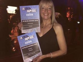 UK Blog Awards Evening 2016