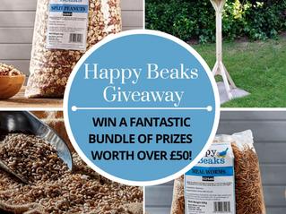 Win a Bird Feeding Package!