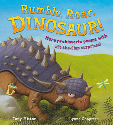 Rumble, Roar Dinosaur