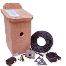 Wildlife Whisperer Nest Box