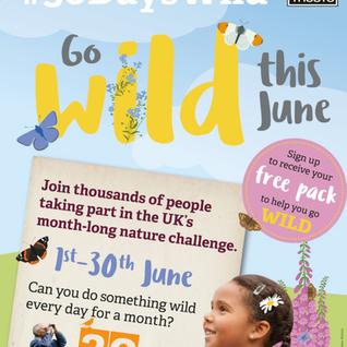 WildlifeKate 30 Days Wild!