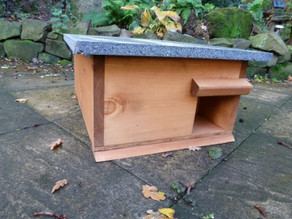 New Ark Wildlife Hedgehog Houses