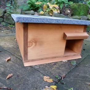 New Ark Wildlife Hedgehog Houses