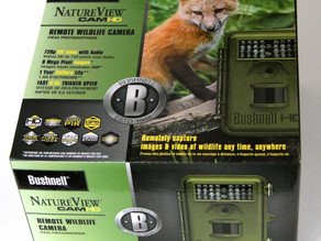 New Bushnell HD NatureView Trail Cam