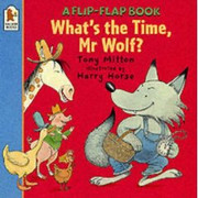 What's theTime Mr Wof?