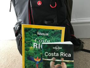 Costa Rica, here I come!