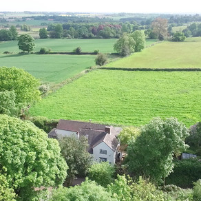 Drone time…… A Buzzard's Eye View of my patch!