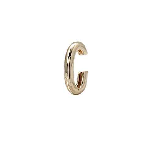 Ear Cuff Oval