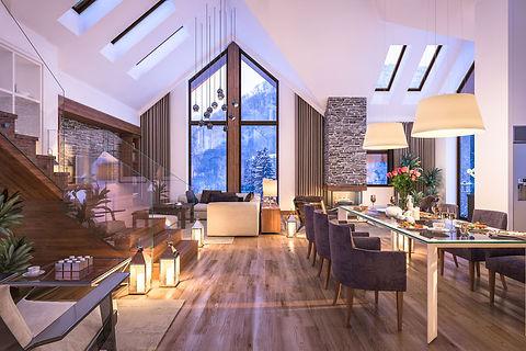 visite 360 maison luxe