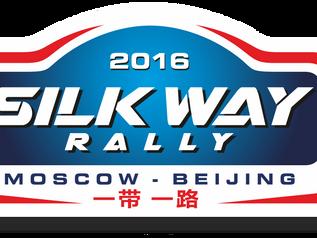 LE SILK WAY RALLY REVIENT EN 2016 : DE MOSCOU À PÉKIN !