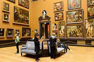 visite virtuelle musée louvre culturelle