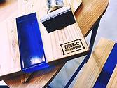 一枚板、異素材、ウォールナット、レジン、クリスタル、天然木、テーブル、モンキーポッド、本町、靭公園、大阪、家具、チェア、カフェ、オーダー、アパレル、不動産、内装、リノベ、リフォーム、アイアン、オリジナル、サーフィン