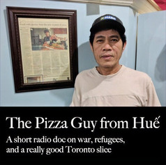 The Pizza Guy from Hue