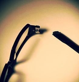 glasses repairs