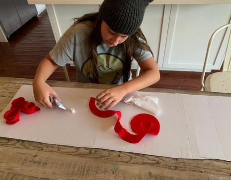 Rose Making