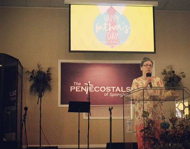 Happy Father's Day at The Pentecostals o