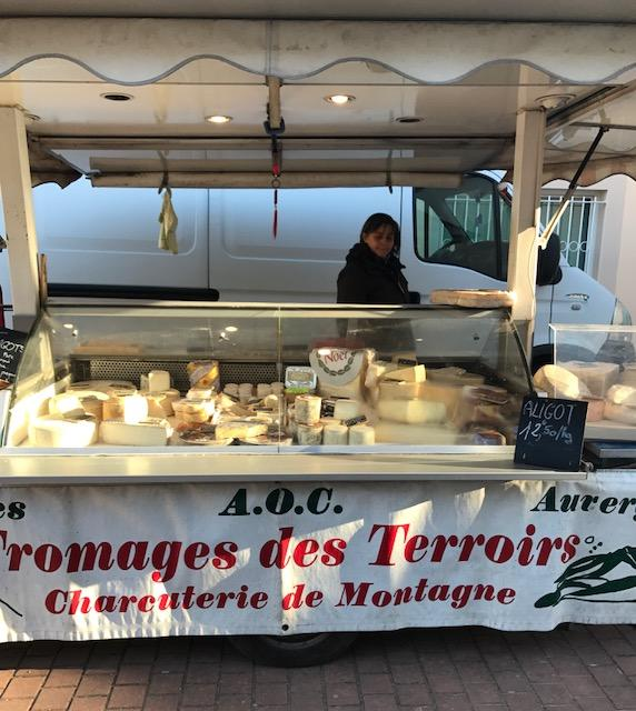 Fromages des terroirs