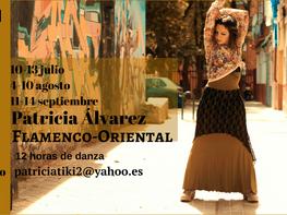 FlamencOriental en agosto