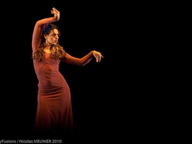 FlamencOriental; clase mensual
