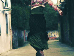 Libertad danzada...Preparación corporal para danza.