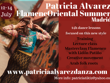 FlamencOriental Summer Madrid