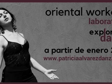 Oriental workout; explora tu danza!