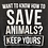 Thumbnail: SAVE ANIMALS | KEEP YOURS