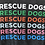 Thumbnail: Discontinued** RESCUE DOGS color