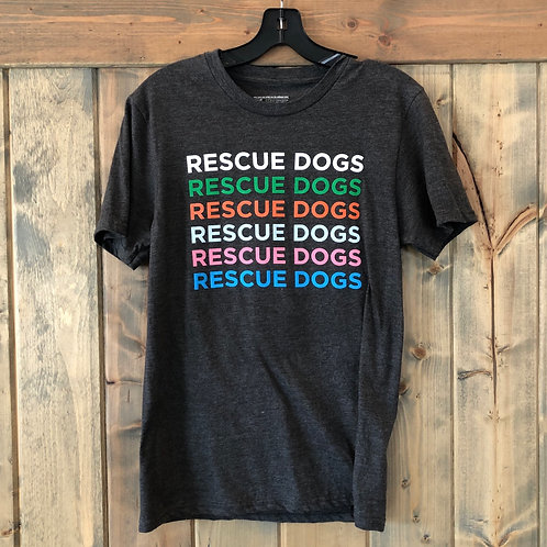 Discontinued** RESCUE DOGS color