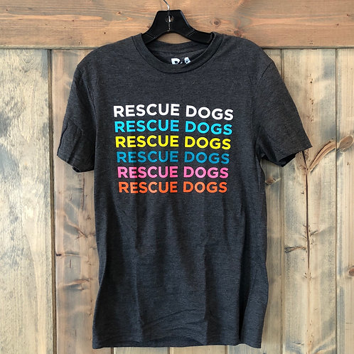 RESCUE DOGS | Bright Colors