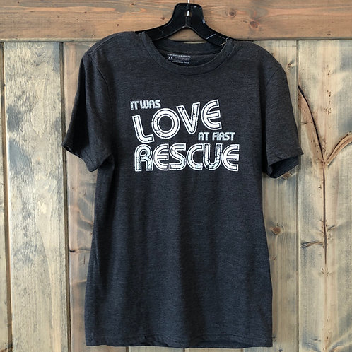 It Was Love At First Rescue