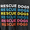 Thumbnail: RESCUE DOGS | Bright Colors