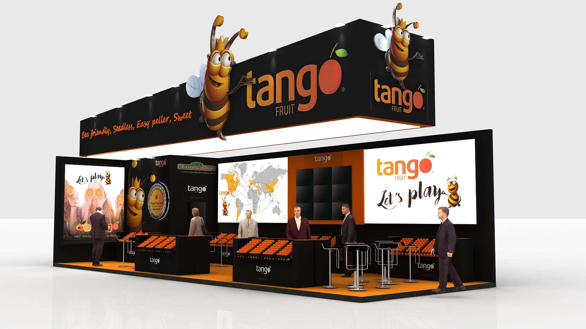 TANGO  FRUIT ATTRACTION
