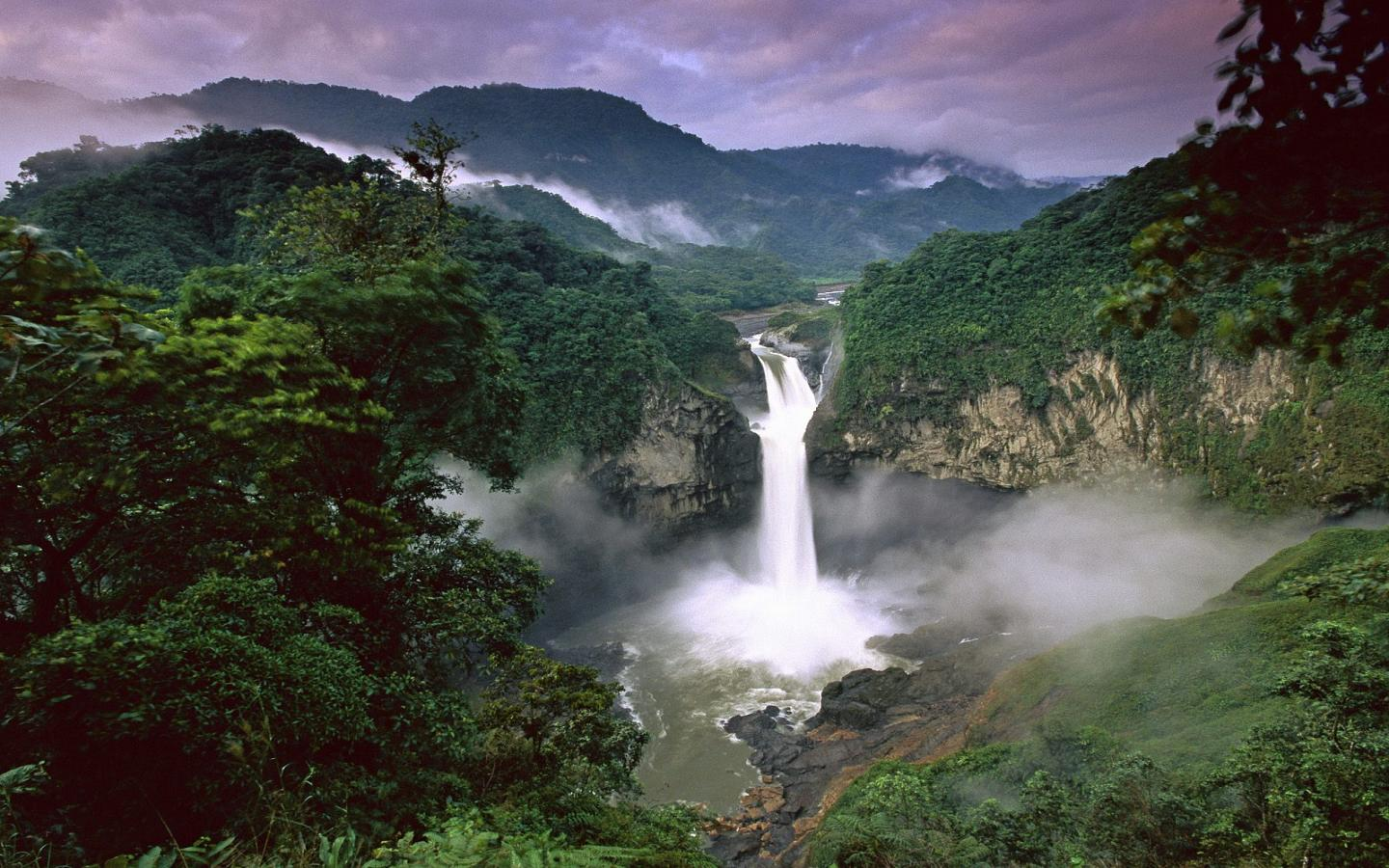 Rainbow-Tropical-Rainforest-Waterfalls_Cool_chillcover.com_