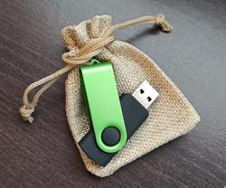 USB pochette