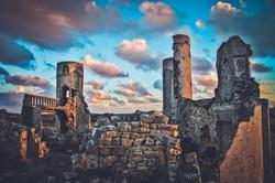 Les ruines du manoir série deux