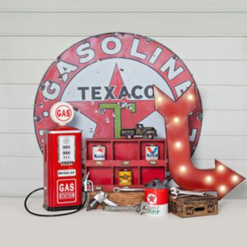 Gasoline (enfants)